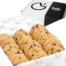 Gourmet Oatmeal Raisin Cookies (24)