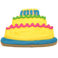 CFG25 - Birthday Cake Bright Cookie Favors