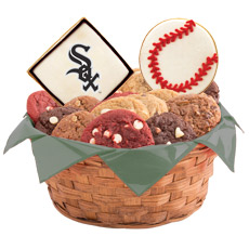 MLB Chicago Whitesox Cookie Basket