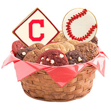 WMLB1-CLE - MLB Basket - Cleveland Indians
