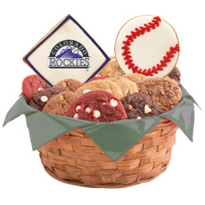 WMLB1-COL - MLB Basket - Colorado Rockies