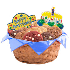 W147 - Confetti and Candles Primary Basket