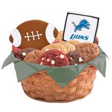 NFL Detroit Lions Cookie Basket