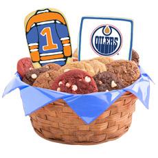 WNHL1-EDM - Hockey Basket - Edmonton