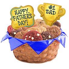 Gift Basket for Dad   Cookie Gift Delivered
