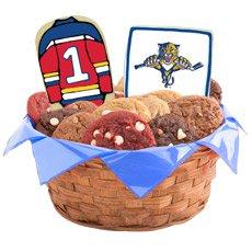 NHL Florida Panthers Cookie Basket