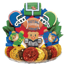 Football Frenzy Cookie BouTray™