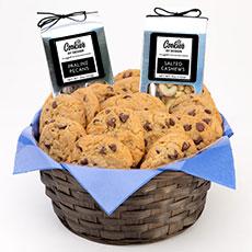 Gourmet Chocolate Chip Cookies   Cookie Gift Basket
