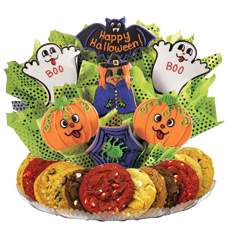 Halloween Cookie BouTray