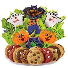 Halloween Gift Basket   Halloween Cookies