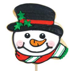 IDC105 - Snowman Head