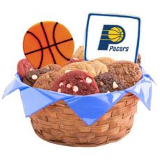 WNBA1-IND - Pro Basketball Basket - Indiana