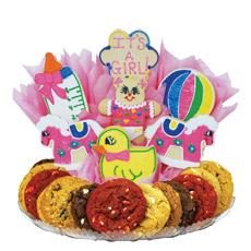 Baby Girl Gift Baskets   Gift for Baby Girl