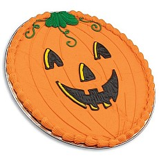 PC14 - Jack-O-Lantern Cookie Cake