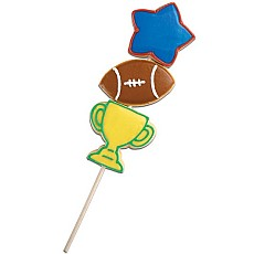 KB2 - Football Star Cookie Kabob
