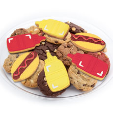 Father's Day Cookie Tray   Dad Gift