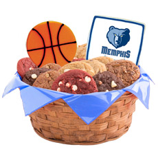 WNBA1-MEM - Pro Basketball Basket - Memphis