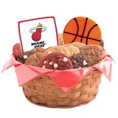 WNBA1-MIA - Pro Basketball Basket - Miami