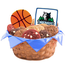WNBA1-MIN - Pro Basketball Basket - Minnesota