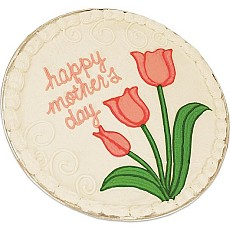 PC23 - Mom's Tulip Blossoms Cookie Cake