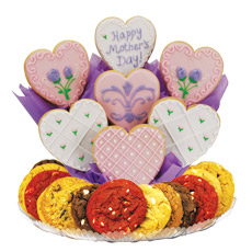 Mother's Day Heirloom Cookie BouTray� | Cookies by Design