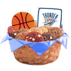 WNBA1-OKC - Pro Basketball Basket - Oklahoma City