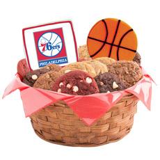 WNBA1-PHI - Pro Basketball Basket - Philadelphia