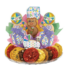 Pregnant Cookie BouTray?