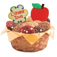 Rosh Hashanah Cookie Basket