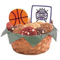 NBA Sacramento Kings Cookie Basket