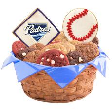 WMLB1-SDG - MLB Basket - San Diego Padres