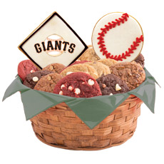 WMLB1-SFO - MLB Basket - San Francisco Giants