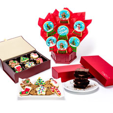 Signature Winter Gift Set | Cookie Gift