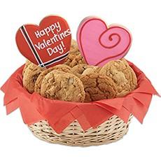 GFW230 - Gluten Free Sweet Valentine Basket