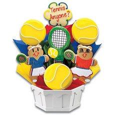 Tennis Cookie Bouquet