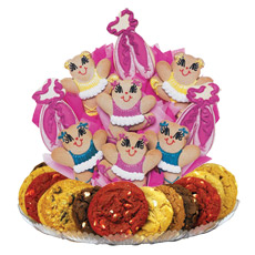 Ballet Dance Cookie BouTray� | Cookies by Design