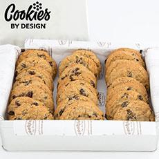 Gourmet Oatmeal Raisin Cookie Tin (24)