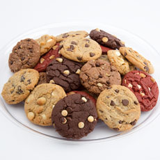 Gourmet Cookie Tray (24)