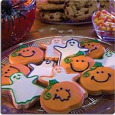 Halloween Cookie Tray | Halloween Cookie Favors