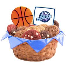 WNBA1-UTA - Pro Basketball Basket - Utah