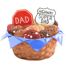 W193 - Dad Appreciation Highway Basket
