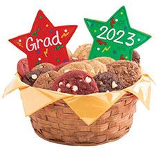 Graduation Cookie Gift Basket