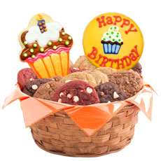 Gift Basket Birthday   Birthday Cookie Delivery