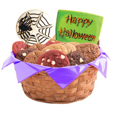 Gluten Free Halloween Basket