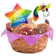 Get Well Unicorn Cookies