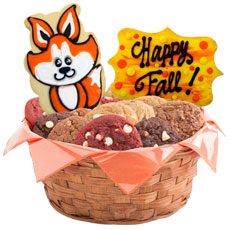 Fall Cookies   Fall Gift Basket