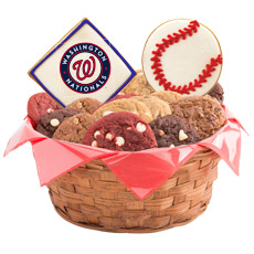 WMLB1-WAS - MLB Basket - Washington Nationals