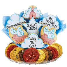 When Pigs Fly Cookie BouTray™