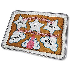 When Pigs Fly Sheet Cookie