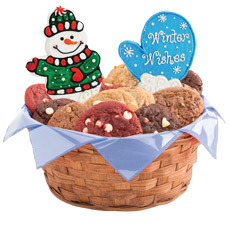 W224 - Winter Wishes Basket